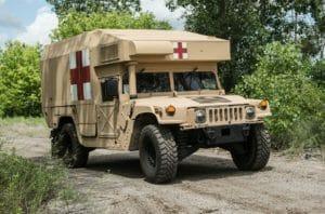 AM General HMMWV Ambulances